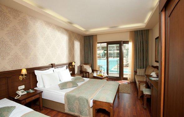 Номера отеля Club Hotel Turan
