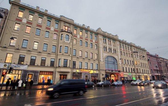 Гостиница Знаменская на