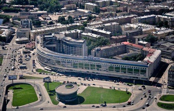 Гостиница Москва Санкт