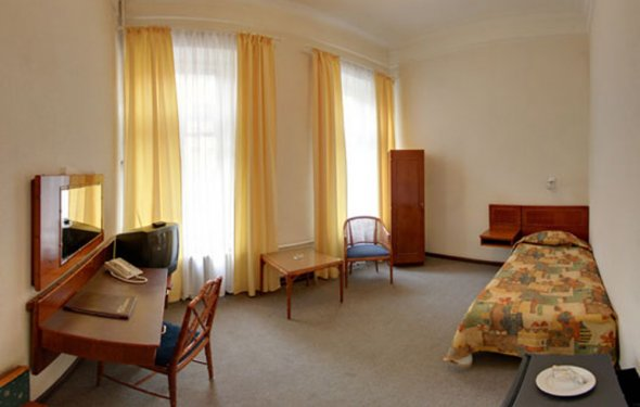 Фото комнаты гостиницы