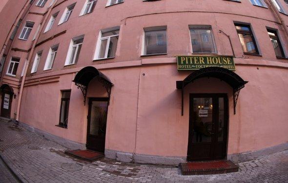 Гостиница Питер Хаус