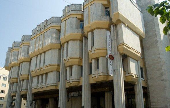Гостиница Русь; Гостиница Русь