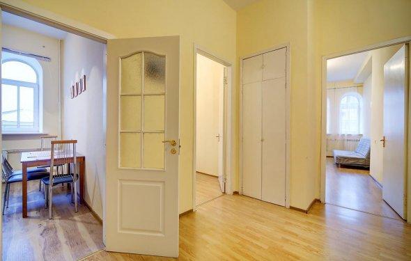 СТН Апартаменты на Невском