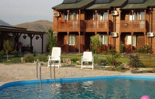 гостиницы и мини отели в крыму