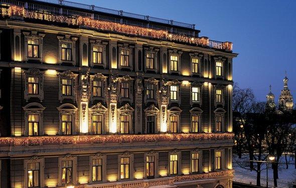 Гранд Отель Европа - Отель на