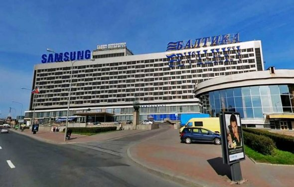 Hotel Sankt-Peterburg