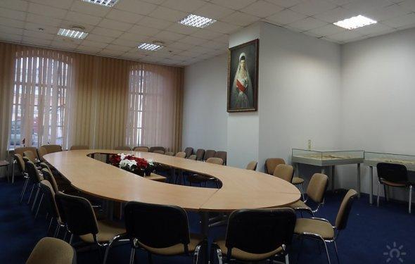 Конференц-зал. Отель Маршал