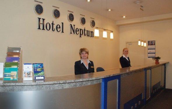 МДЦ Нептун :: Гостиничный