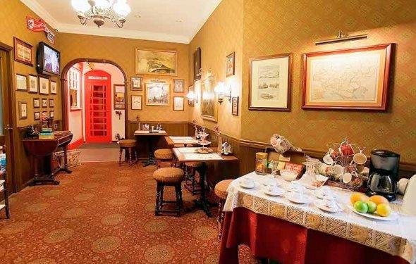 Гринвич, мини отель