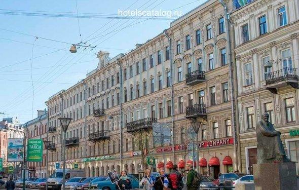 SOLO на Большой Московской