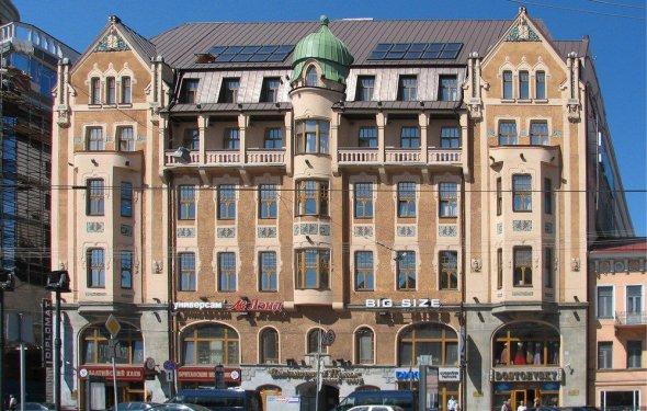 Отель Достоевский Санкт