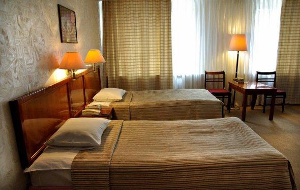 Отель Ладога