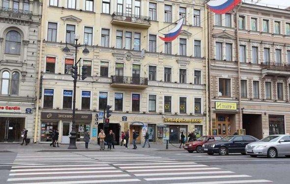 Отель Ра на Невском 102 (RA