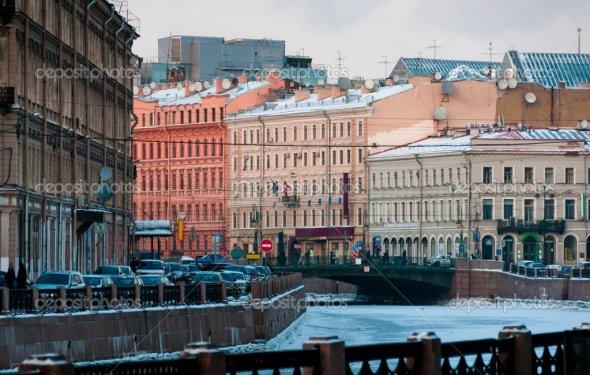 Санкт-Петербург Центр города