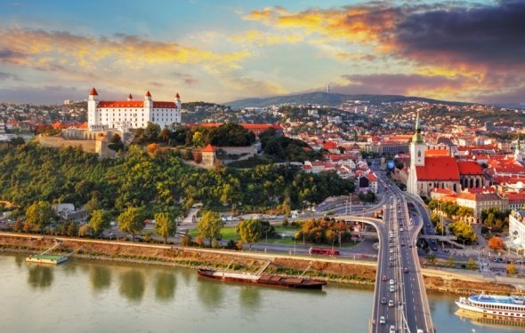 Отдых в Словакии - фото